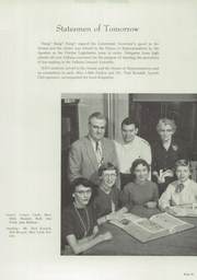 Page 95, 1955 Edition, Kokomo High School - Sargasso Yearbook (Kokomo, IN) online yearbook collection