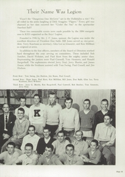 Page 99, 1955 Edition, Kokomo High School - Sargasso Yearbook (Kokomo, IN) online yearbook collection