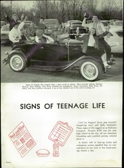 Page 8, 1958 Edition, Kokomo High School - Sargasso Yearbook (Kokomo, IN) online yearbook collection