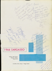 Page 5, 1966 Edition, Kokomo High School - Sargasso Yearbook (Kokomo, IN) online yearbook collection