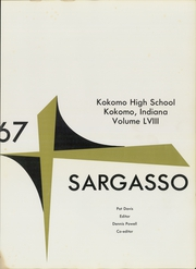 Page 5, 1967 Edition, Kokomo High School - Sargasso Yearbook (Kokomo, IN) online yearbook collection