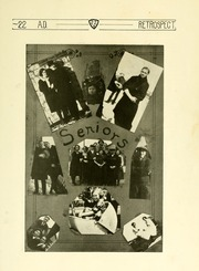 Page 103, 1922 Edition, Bluffton High School - Retrospect Yearbook (Bluffton, IN) online yearbook collection
