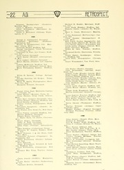 Page 107, 1922 Edition, Bluffton High School - Retrospect Yearbook (Bluffton, IN) online yearbook collection