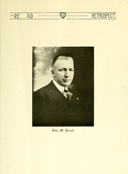 Page 11, 1922 Edition, Bluffton High School - Retrospect Yearbook (Bluffton, IN) online yearbook collection