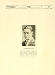 Page 58, 1922 Edition, Bluffton High School - Retrospect Yearbook (Bluffton, IN) online yearbook collection