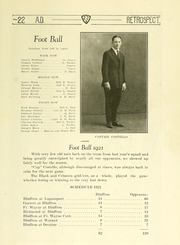 Page 61, 1922 Edition, Bluffton High School - Retrospect Yearbook (Bluffton, IN) online yearbook collection