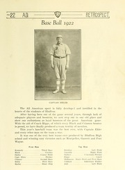 Page 69, 1922 Edition, Bluffton High School - Retrospect Yearbook (Bluffton, IN) online yearbook collection