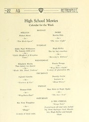 Page 93, 1922 Edition, Bluffton High School - Retrospect Yearbook (Bluffton, IN) online yearbook collection