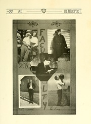 Page 97, 1922 Edition, Bluffton High School - Retrospect Yearbook (Bluffton, IN) online yearbook collection