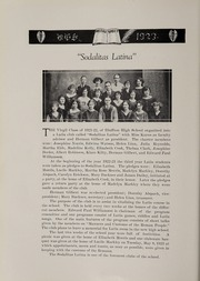 Page 82, 1923 Edition, Bluffton High School - Retrospect Yearbook (Bluffton, IN) online yearbook collection
