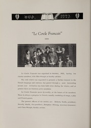 Page 84, 1923 Edition, Bluffton High School - Retrospect Yearbook (Bluffton, IN) online yearbook collection