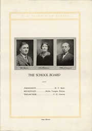 Page 15, 1926 Edition, Bluffton High School - Retrospect Yearbook (Bluffton, IN) online yearbook collection