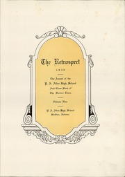 Page 7, 1926 Edition, Bluffton High School - Retrospect Yearbook (Bluffton, IN) online yearbook collection