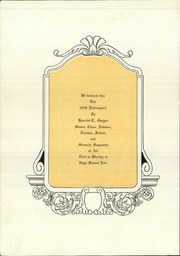 Page 8, 1926 Edition, Bluffton High School - Retrospect Yearbook (Bluffton, IN) online yearbook collection