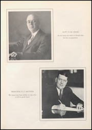 Page 17, 1928 Edition, Bluffton High School - Retrospect Yearbook (Bluffton, IN) online yearbook collection