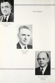 Page 12, 1938 Edition, Bluffton High School - Retrospect Yearbook (Bluffton, IN) online yearbook collection