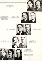 Page 15, 1938 Edition, Bluffton High School - Retrospect Yearbook (Bluffton, IN) online yearbook collection