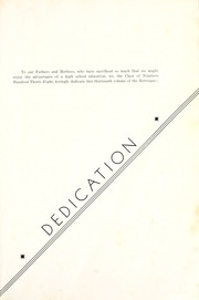 Page 7, 1938 Edition, Bluffton High School - Retrospect Yearbook (Bluffton, IN) online yearbook collection