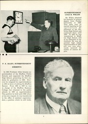 Page 13, 1939 Edition, Bluffton High School - Retrospect Yearbook (Bluffton, IN) online yearbook collection