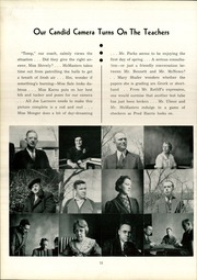 Page 16, 1939 Edition, Bluffton High School - Retrospect Yearbook (Bluffton, IN) online yearbook collection