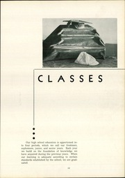 Page 17, 1939 Edition, Bluffton High School - Retrospect Yearbook (Bluffton, IN) online yearbook collection