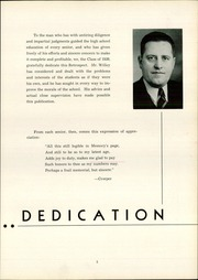 Page 9, 1939 Edition, Bluffton High School - Retrospect Yearbook (Bluffton, IN) online yearbook collection
