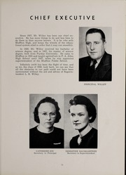 Page 15, 1940 Edition, Bluffton High School - Retrospect Yearbook (Bluffton, IN) online yearbook collection