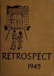 Page 1, 1945 Edition, Bluffton High School - Retrospect Yearbook (Bluffton, IN) online yearbook collection