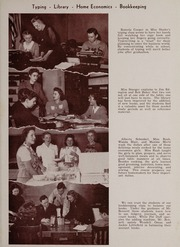 Page 17, 1945 Edition, Bluffton High School - Retrospect Yearbook (Bluffton, IN) online yearbook collection