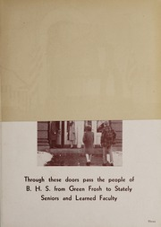 Page 7, 1945 Edition, Bluffton High School - Retrospect Yearbook (Bluffton, IN) online yearbook collection