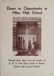 Page 9, 1945 Edition, Bluffton High School - Retrospect Yearbook (Bluffton, IN) online yearbook collection