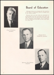 Page 10, 1946 Edition, Bluffton High School - Retrospect Yearbook (Bluffton, IN) online yearbook collection