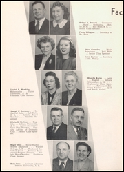 Page 12, 1946 Edition, Bluffton High School - Retrospect Yearbook (Bluffton, IN) online yearbook collection
