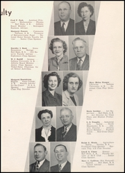 Page 13, 1946 Edition, Bluffton High School - Retrospect Yearbook (Bluffton, IN) online yearbook collection