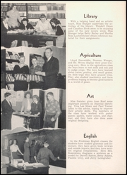Page 14, 1946 Edition, Bluffton High School - Retrospect Yearbook (Bluffton, IN) online yearbook collection