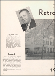 Page 8, 1946 Edition, Bluffton High School - Retrospect Yearbook (Bluffton, IN) online yearbook collection
