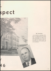 Page 9, 1946 Edition, Bluffton High School - Retrospect Yearbook (Bluffton, IN) online yearbook collection