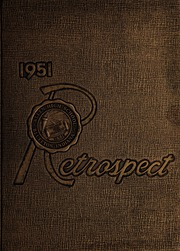 1951 Edition, Bluffton High School - Retrospect Yearbook (Bluffton, IN)