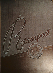 1953 Edition, Bluffton High School - Retrospect Yearbook (Bluffton, IN)