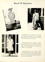 Page 12, 1954 Edition, Bluffton High School - Retrospect Yearbook (Bluffton, IN) online yearbook collection