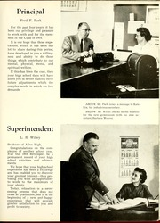 Page 13, 1954 Edition, Bluffton High School - Retrospect Yearbook (Bluffton, IN) online yearbook collection