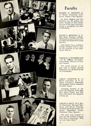 Page 14, 1954 Edition, Bluffton High School - Retrospect Yearbook (Bluffton, IN) online yearbook collection