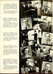 Page 17, 1954 Edition, Bluffton High School - Retrospect Yearbook (Bluffton, IN) online yearbook collection