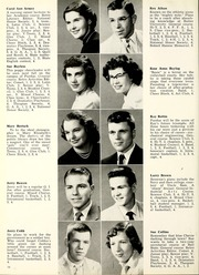 Page 20, 1954 Edition, Bluffton High School - Retrospect Yearbook (Bluffton, IN) online yearbook collection