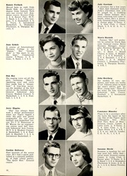 Page 22, 1954 Edition, Bluffton High School - Retrospect Yearbook (Bluffton, IN) online yearbook collection