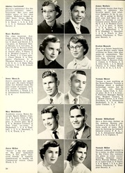 Page 24, 1954 Edition, Bluffton High School - Retrospect Yearbook (Bluffton, IN) online yearbook collection