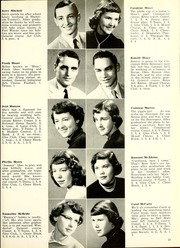 Page 25, 1954 Edition, Bluffton High School - Retrospect Yearbook (Bluffton, IN) online yearbook collection