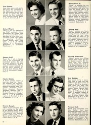 Page 26, 1954 Edition, Bluffton High School - Retrospect Yearbook (Bluffton, IN) online yearbook collection