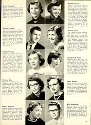 Page 27, 1954 Edition, Bluffton High School - Retrospect Yearbook (Bluffton, IN) online yearbook collection
