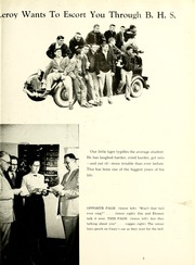 Page 7, 1954 Edition, Bluffton High School - Retrospect Yearbook (Bluffton, IN) online yearbook collection
